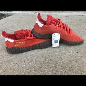 Adidas Originals Kamanda Shoes Raw Amber Orange